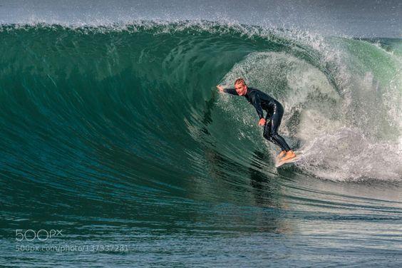 Into the barrel by BorisDroutman