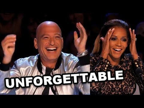 5 Unforgettable Funny Amazing Auditions Got Talent X Factor