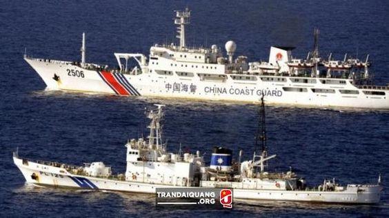 Trung Quốc nổi khùng vì bị Mỹ lật tẩy chiêu trò ở Biển Đông