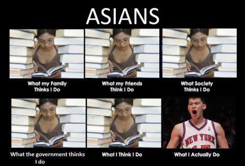 ASIANS!!