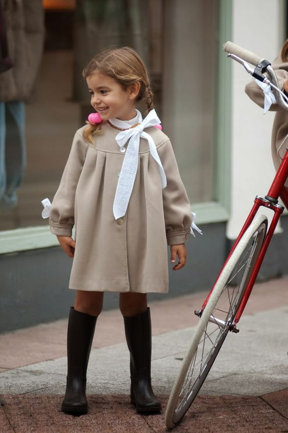 beyond chic.  #designer #kids #fashion