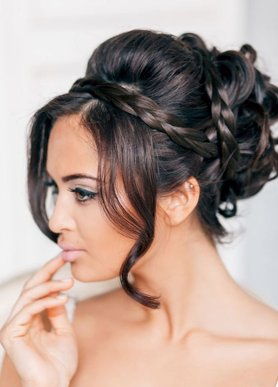 Sensational Wedding Hairstyles Hairstyle Wedding And Hairstyle For Long Hair Short Hairstyles Gunalazisus