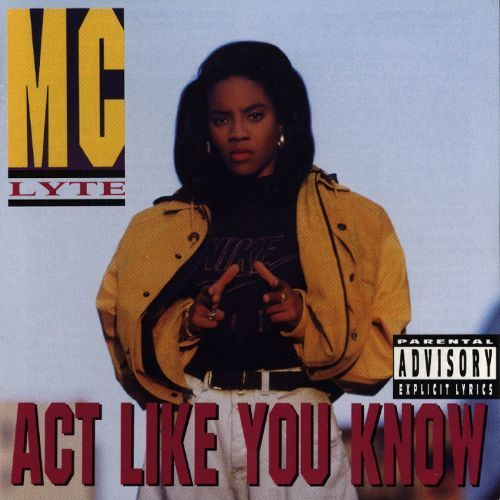 Act Like You Know [CD] [PA]