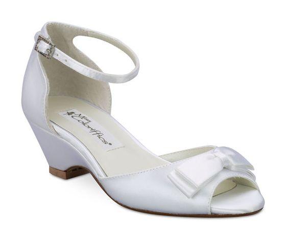 Coloriffics Alisa Flower Girl Shoes - First Communion Shoes $49.95