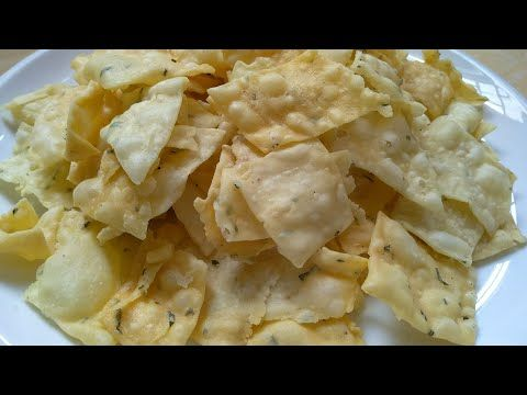 Kerupuk Pangsit Tanpa Telur Margarin Super Renyah Youtube Memasak Resep Pangsit