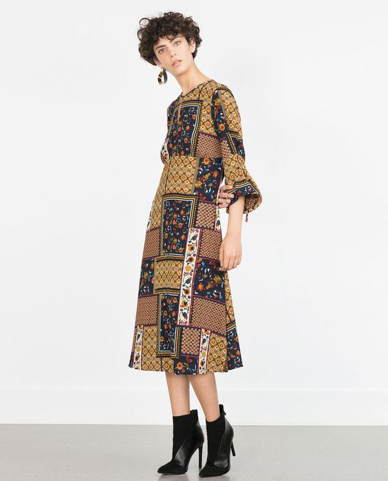 Zara uzun elbise modelleri - http://www.modelleri.mobi/zara-uzun-elbise-modelleri/