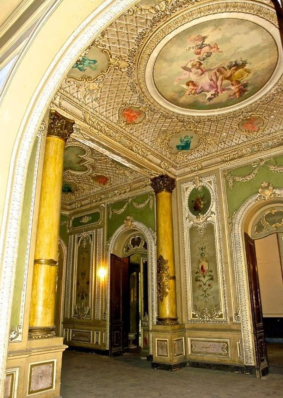 El sakakinne palace .. Кайро ... Египет ❤️