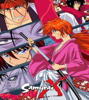 انمي Rurouni Kenshin الحلقة 26 Samurai Anime Rurouni Kenshin Kenshin Anime
