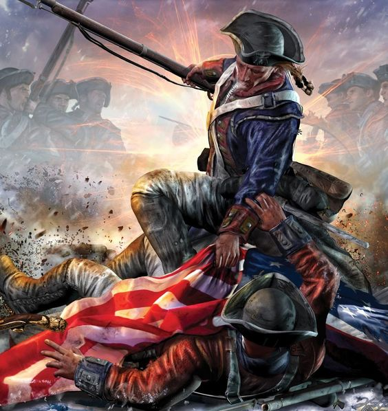 Who was to blame for the the American Revolution-England or American?