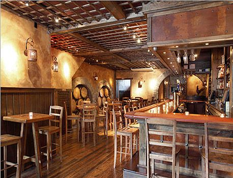 Rustic Cafe Design Ideas | Commercial Interior Design, Designer