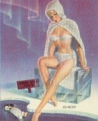 De-Iced - pin-up-girls Photo