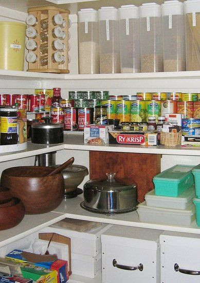 pantry inspirations for the kitchen