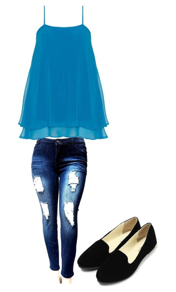 """""""Casual"""" by i-am-everything-you-are-not ❤ liked on Polyvore featuring Manon Baptiste"""