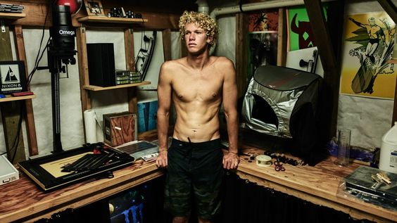 John John Florence is a local to the North Shore of Oahu and one of the best surfer's around. Check out his amazing story!