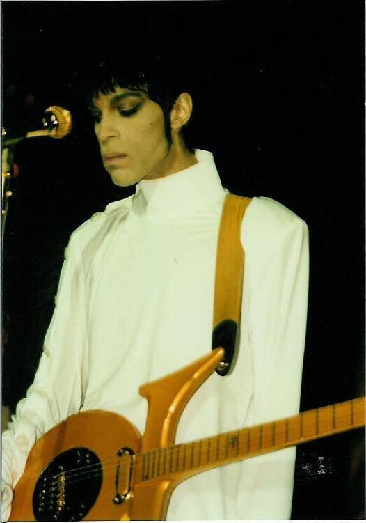 White Hot ☆ The Beautiful One □ □ □ □ □ Prince □ □