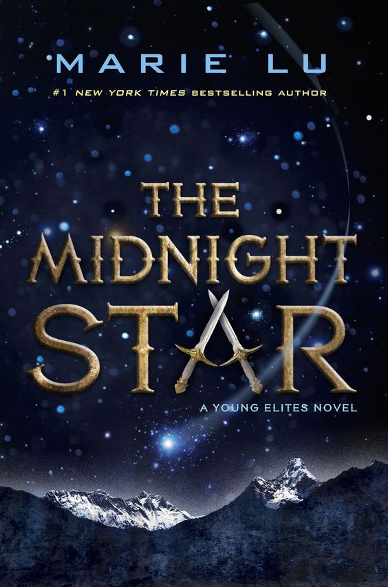 The Midnight Star by Marie Lu | The Young Elites, #3 | Release Date October 11th, 2016 | Genre: Fantasy, Young Adult: