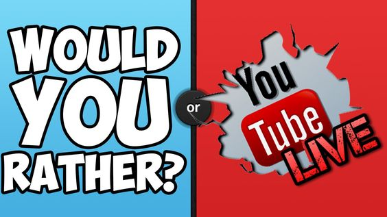 I stream during my Would You Rather let's play. YouTube Live!    Watch more episodes  http://bit.ly/21DvL1I   Become an Azean  http://bit.ly/1Wksf9L   Make your own server  http://ift.tt/1lUfFQp   Get my headphones here   http://bit.ly/1SDGKWU  Find me ヾ(ω) http://twitter.com/tweetaze http://ift.tt/1efkQa7 http://ift.tt/1K0wD61 http://ift.tt/1Yj6irO  Credits: music by bensound cosplay photog links in fb