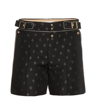 Shorts Aus Fil-coupé