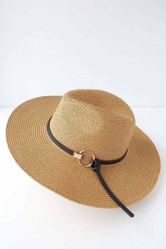Lucerne Tan Floppy Straw Hat Floppy Straw Hat Straw Hat Tan Hat