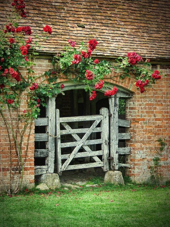 Horse stable from days gone by