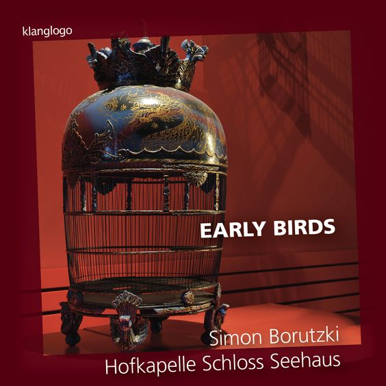 Simon Borutzki - Early Birds