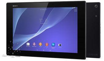 Llega la nueva tablet Xperia Z2 de Sony