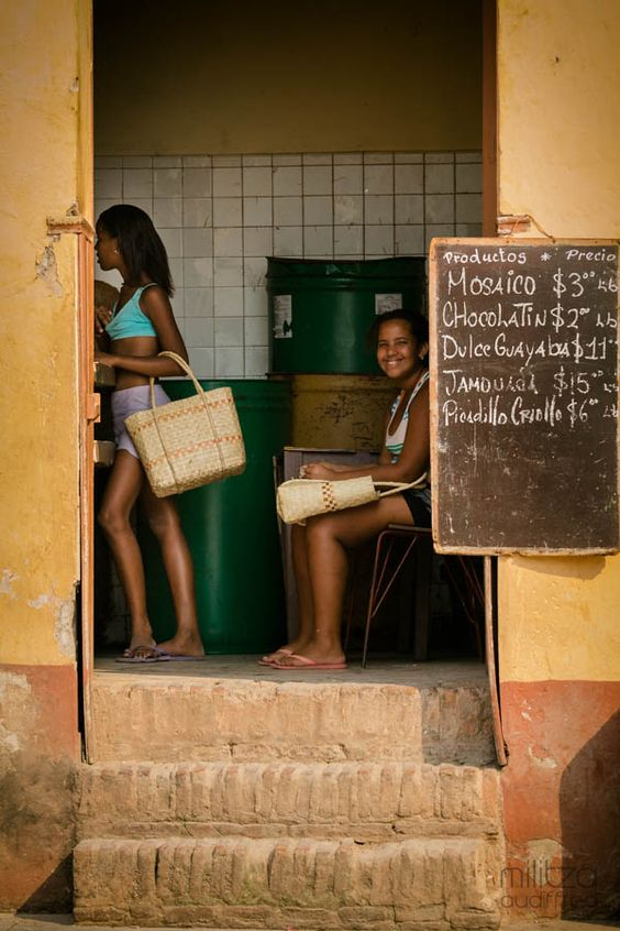 CUBA | Militza Audiffred