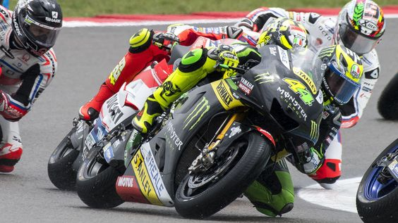 From Vroom Mag... Pol Espargaro powers through the rain to seize 4th in Assen