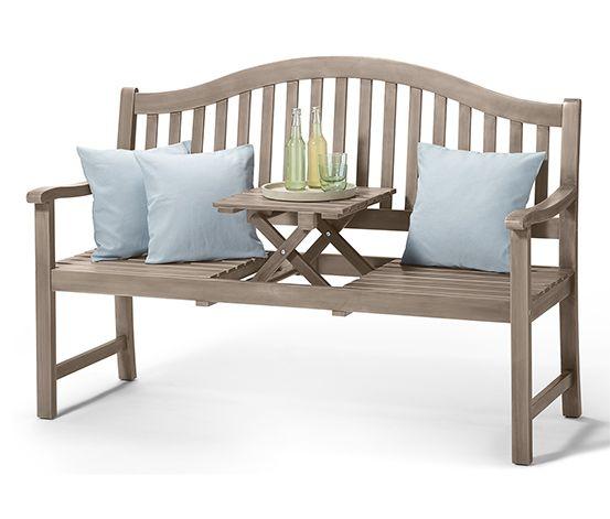 3 Sitzer Gartenbank Grau Online Bestellen Bei Tchibo 366139