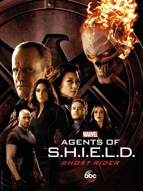 Poster oficial de AGENTS OF SHIELD (Temporada 4) https://t.co/3RwiXIsDt9