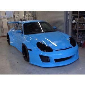 fastes 39 cars porsche 996 over fender body kit cars. Black Bedroom Furniture Sets. Home Design Ideas