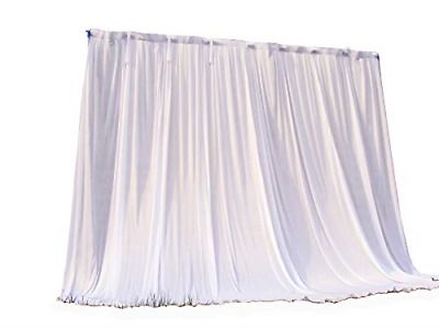 Sponsored Link Ice Silk Backdrop Curtain For Wedding Ceremony