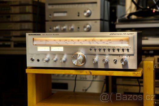 Nordmende Re 1200 Hifi Hifi Audio Receiver