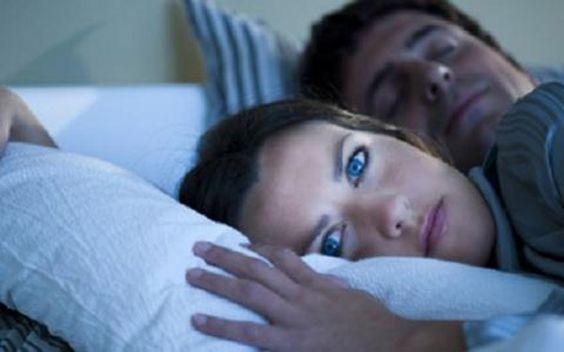 Las mujeres sufren más de insomnio