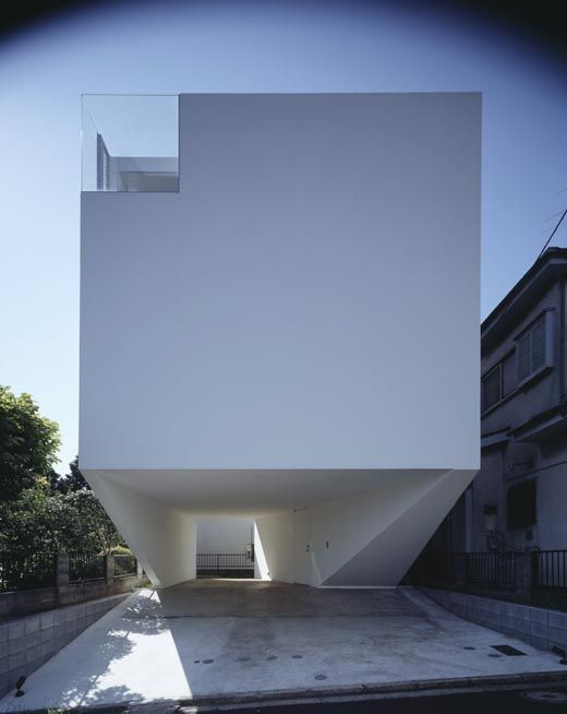 Dancing Living House by Junichi Sampei / A.L.X.
