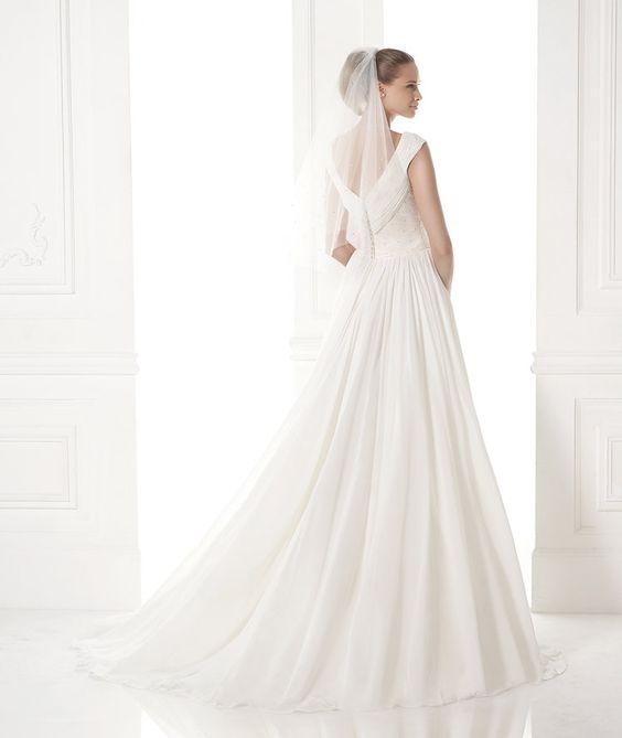 MAYDA, Vestido Noiva 2015