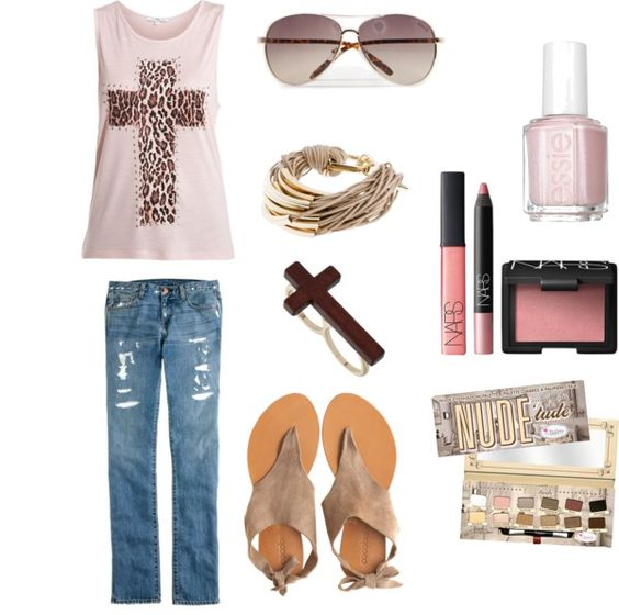 """""""Easy Comfy Cute"""" by shantastic72 on Polyvore"""