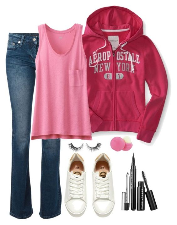 """""""New Who 10th Anniversary"""" by cosplaycrazy13 ❤ liked on Polyvore featuring Roberto Cavalli, Aéropostale, Uniqlo, H&M, Eos and Rimini"""