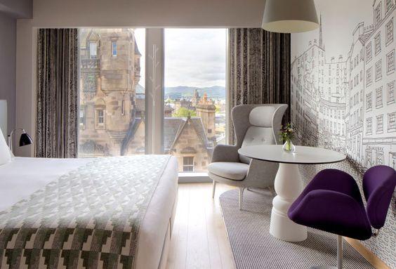 #hotel #hoteles #missoni #edimburgo #edimburgh #RositaMissoni #RoyalMile #travel #viajes #viajar #lujo #luxury