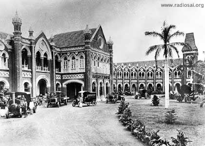 Spencer Plaza built 1863