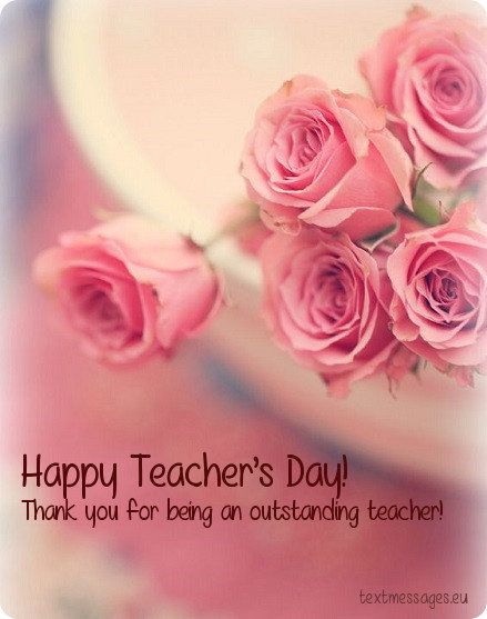 Top 35 Happy Teacher S Day Messages Cards And Appreciation Quotes For Teacher Happy Teachers Day Wishes Happy Teachers Day Happy Teachers Day Message