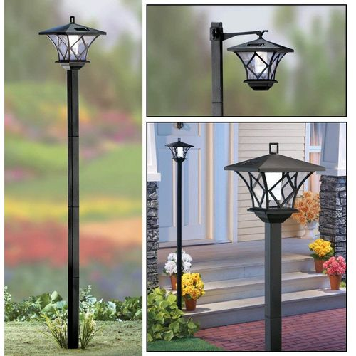 Modern Home Solar Led Street Lamp Post Solar Lamp Post Outdoor Lamp Posts Solar Lamp