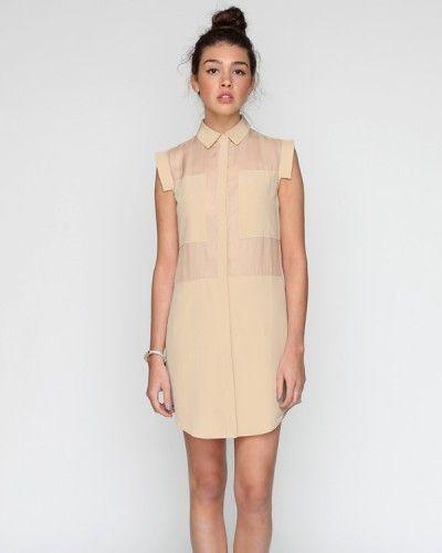 alexander wang dress: Dress Shirt, Beige Shirtdress, Fashion Style, Cute Dresses, Wangcombo Shirtdress, Vintage Dress, Shirtdress Alexanderwang, Alexander Wang
