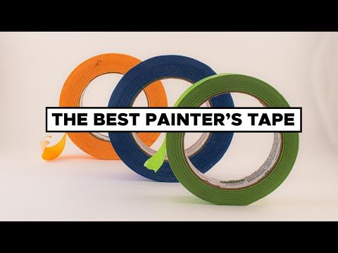 5 Tapes The Best Painters Tape In 2020 Painters Tape Tape Painting Tape