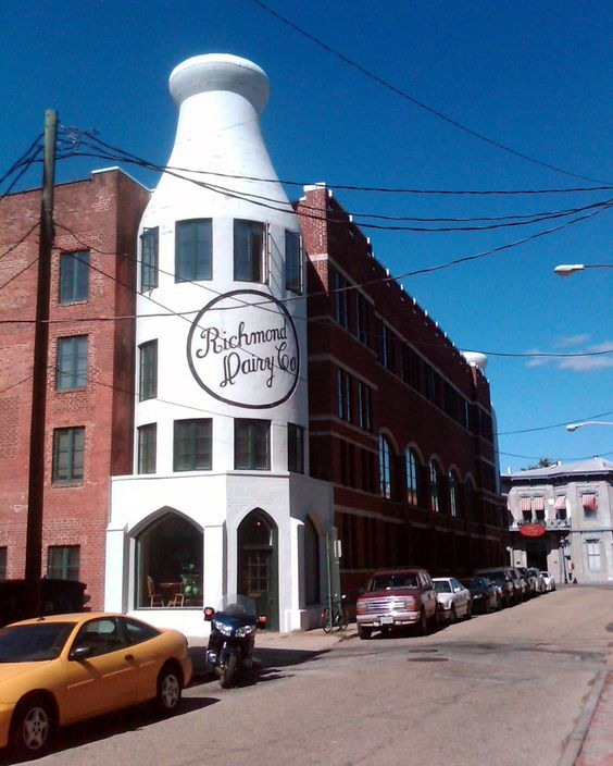 Apartments Richmond Va: Richmond Dairy Co. -Apartments.. I Pass This All The Time