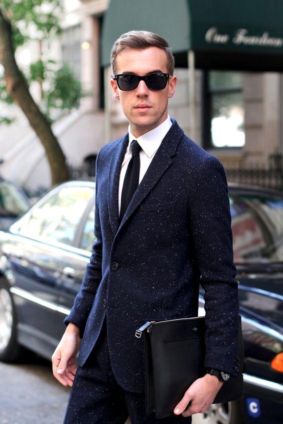 MenStyle1- Men's Style Blog - Men's Blazer. FOLLOW : Guidomaggi Shoes Pinterest...