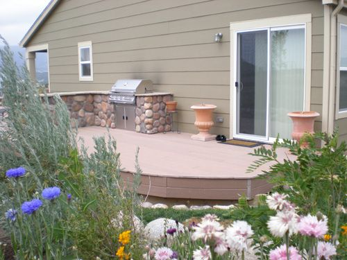 Home Residential Landscaping Landscape Design Patio