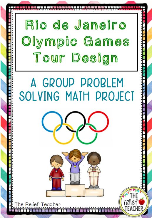 Group problem solving activities for middle school
