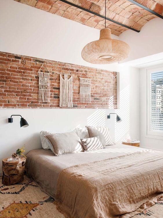 Une décoration naturelle dans un appartement bohème - PLANETE DECO a homes world