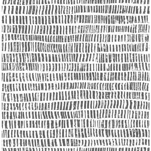 Scott Living 30 75 Sq Ft Charcoal Vinyl Abstract Self Adhesive Peel And Stick Wallpaper Lowes Com In 2021 Peel And Stick Wallpaper Self Adhesive Wallpaper Wallpaper